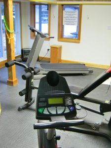 Second view of Exercise Room