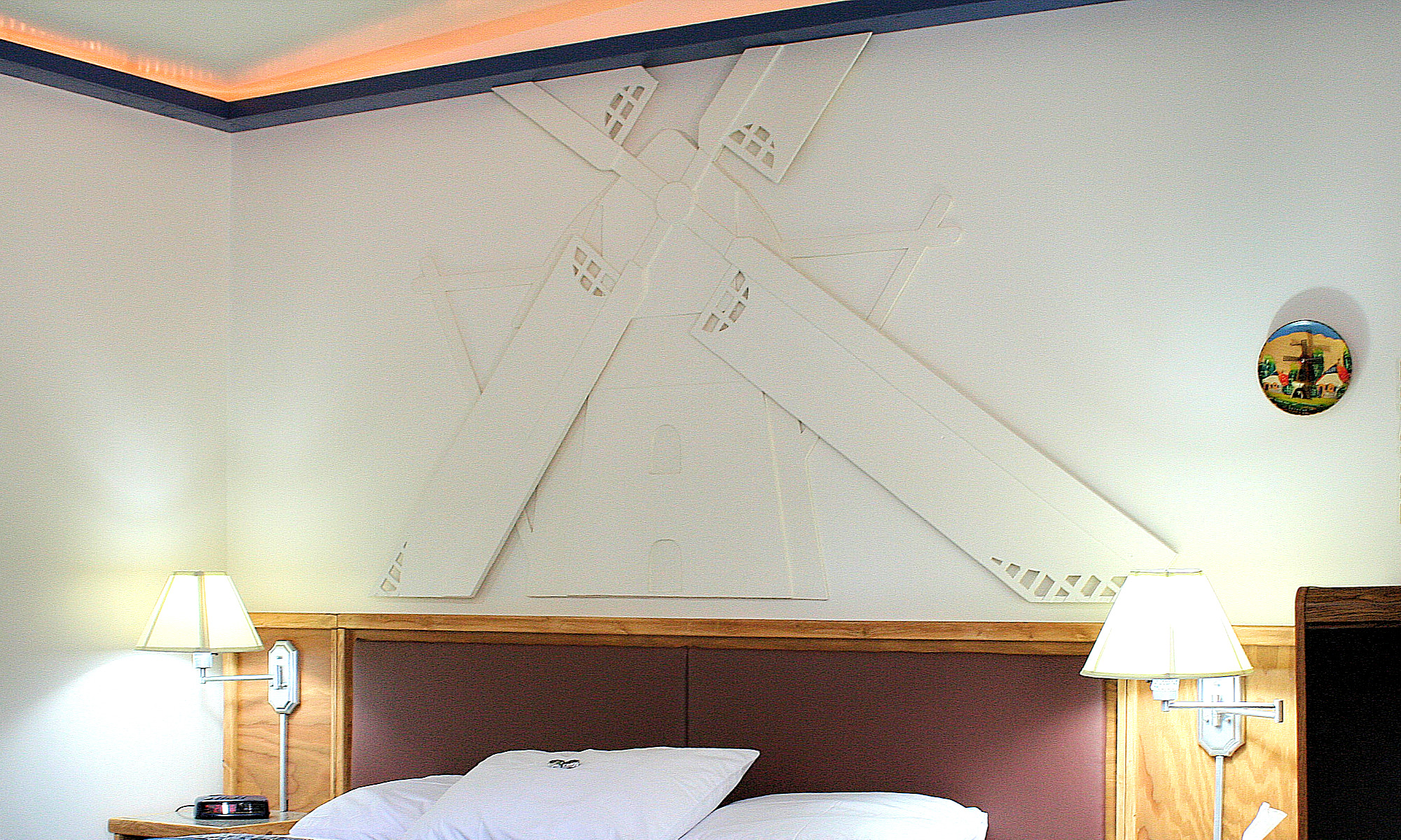 Windmill in Room 18