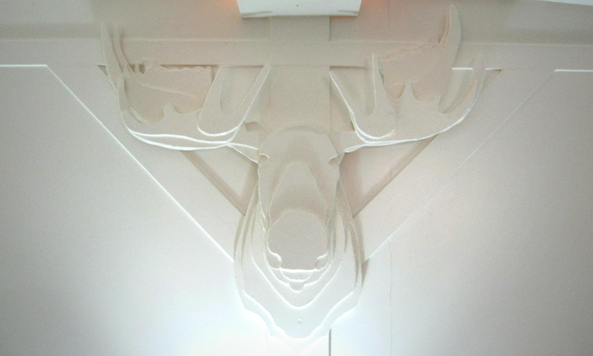 Room 19 Moose Head