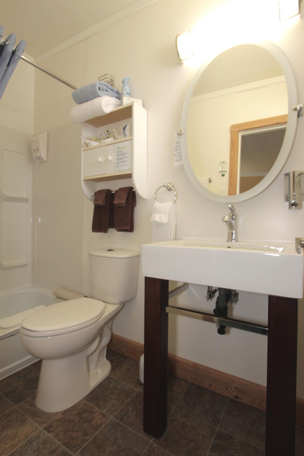 Room 14 bathroom