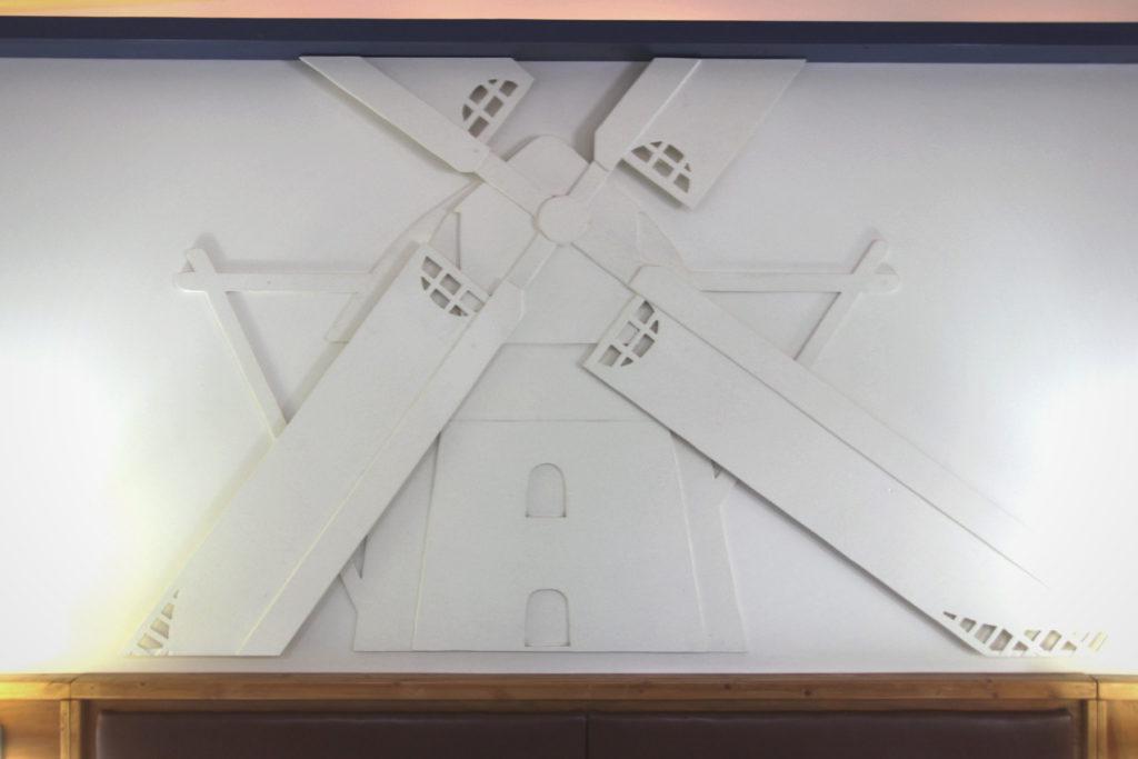 Windmill WallArt